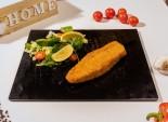 File de cod în crustă de panko cu sos tartar