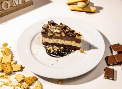 Tort crunch cu ciocolata