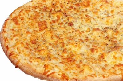 Focaccia cu mozzarella și usturoi